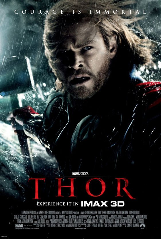 Thor Poster #14