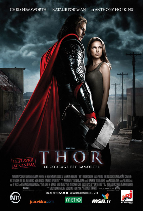 Thor Poster #18
