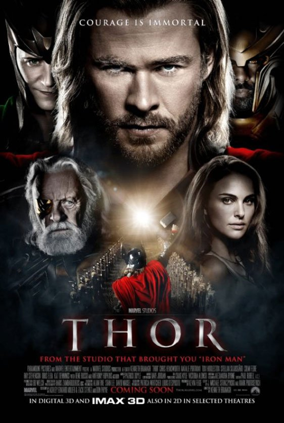 Thor Poster #6