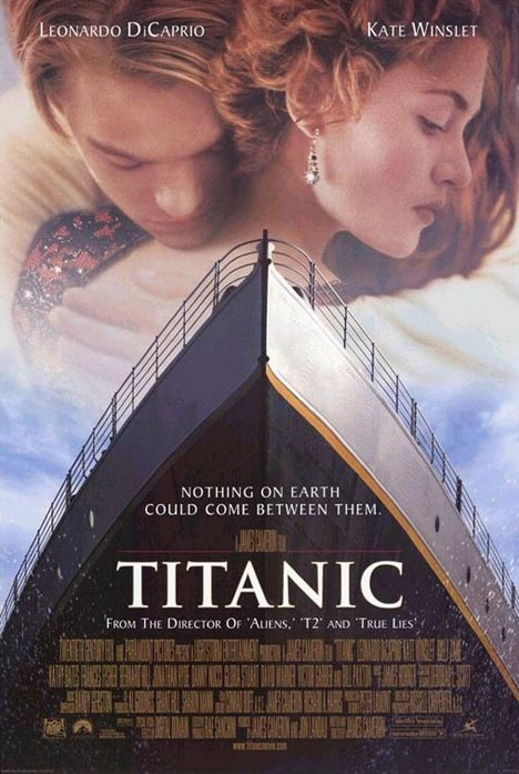 Image result for titanic poster
