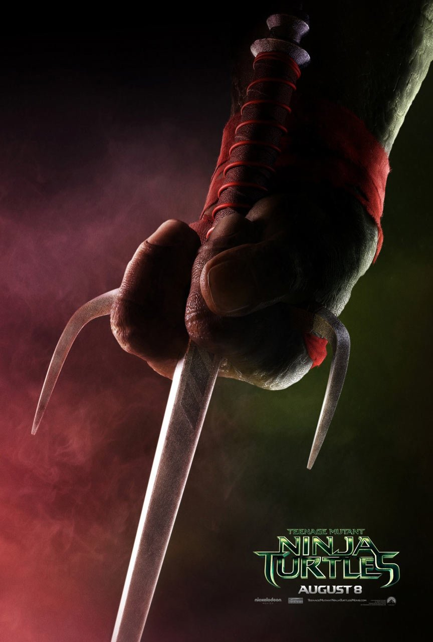 Teenage Mutant Ninja Turtles Poster #2