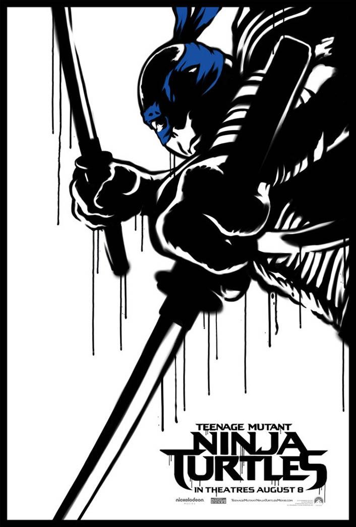 Teenage Mutant Ninja Turtles Poster #5