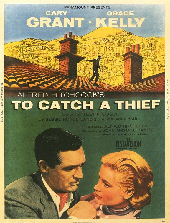 To Catch A Thief Poster #1