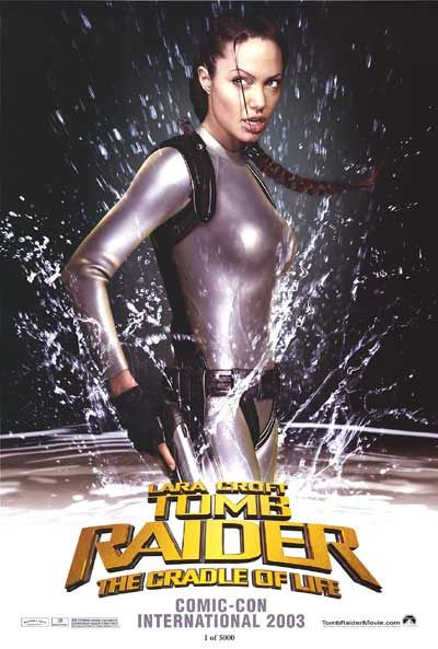 Lara Croft Tomb Raider: The Cradle of Life Poster #1