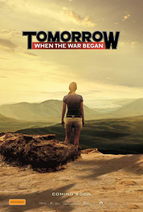 Tomorrow When The War Began Poster #1