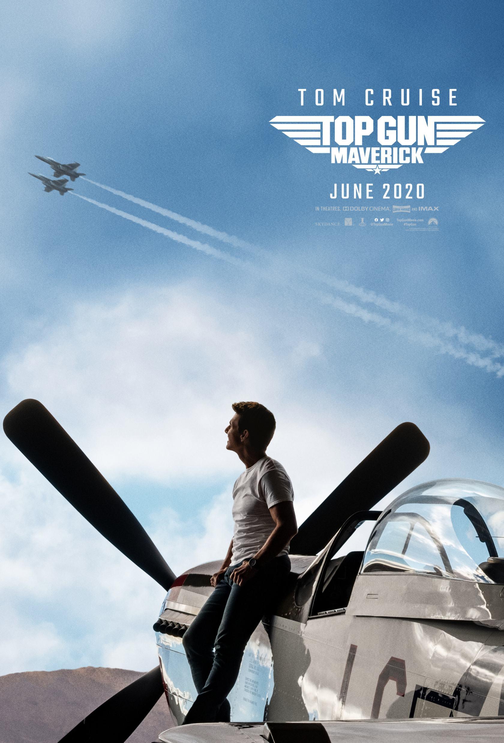 Top Gun: Maverick Poster #2