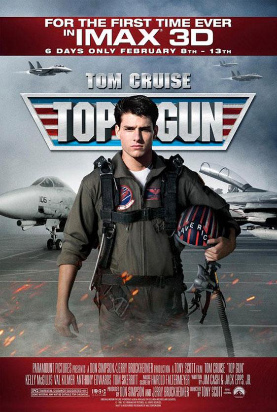 Top Gun Poster #4
