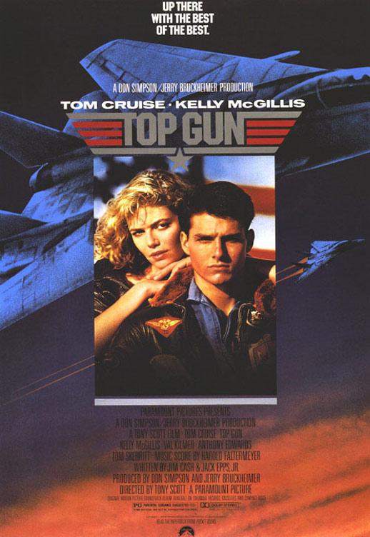 Top Gun Poster #1