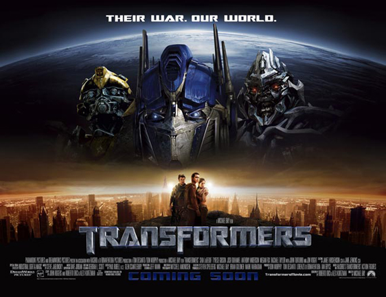 Transformers Poster #2