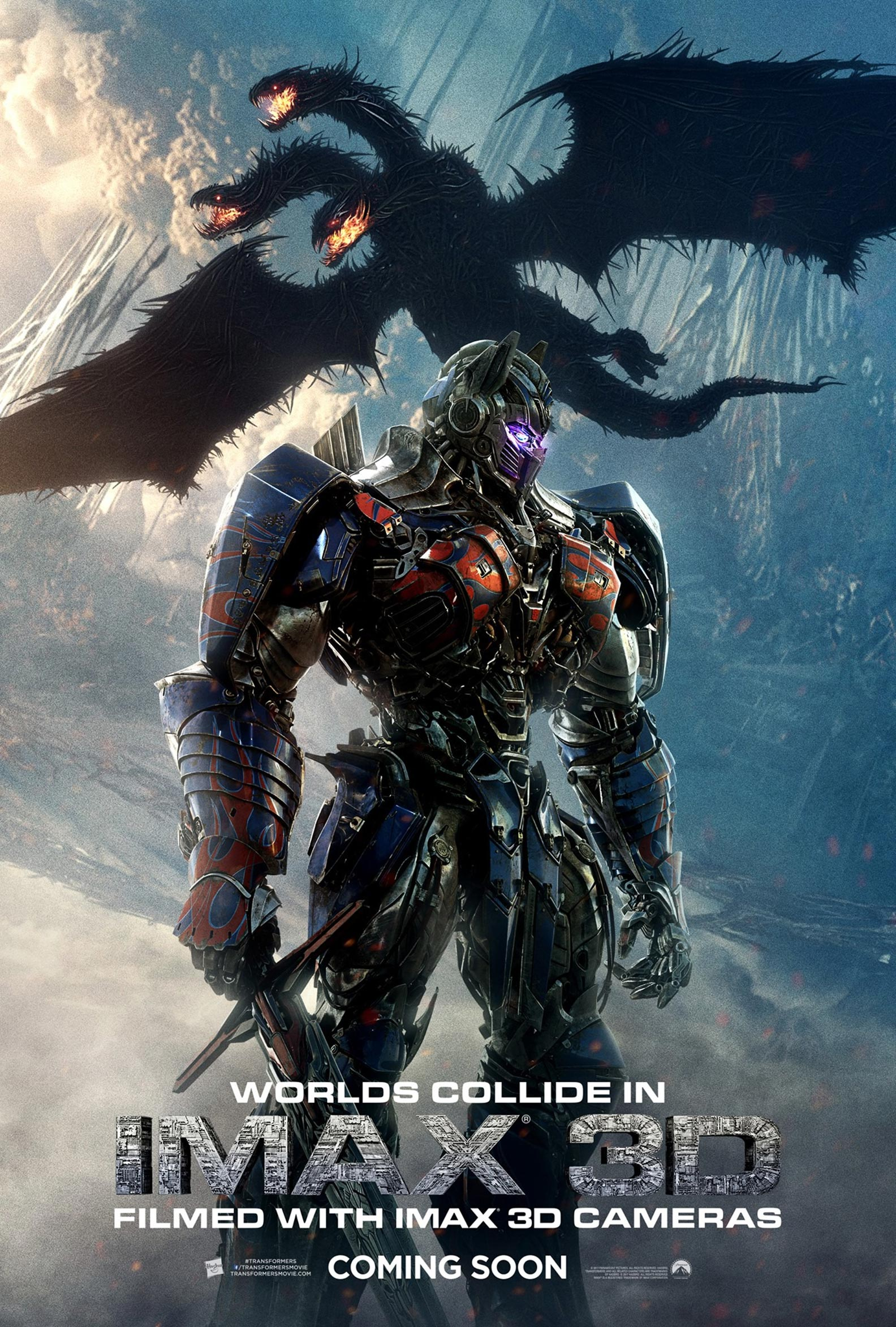 Transformers: The Last Knight Poster #10