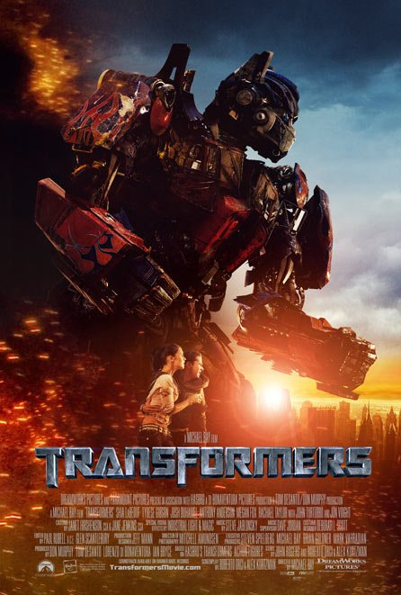 Transformers Poster #1