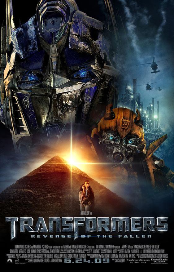 Transformers: Revenge of the Fallen Poster #6