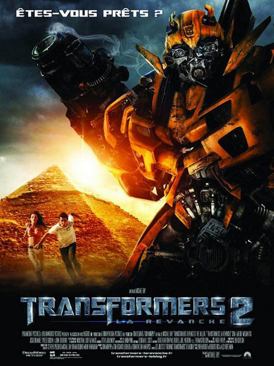 Transformers: Revenge of the Fallen Poster #9