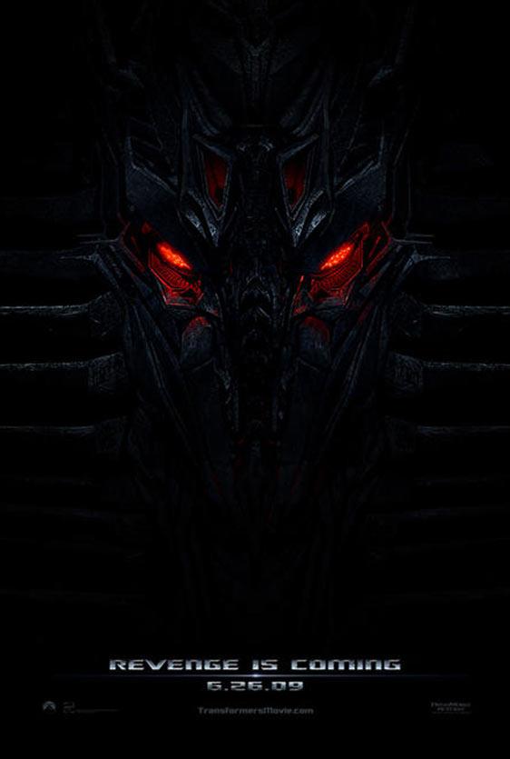 Transformers: Revenge of the Fallen Poster #1