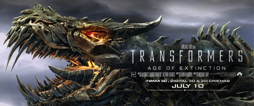 Transformers: Age of Extinction Poster #11