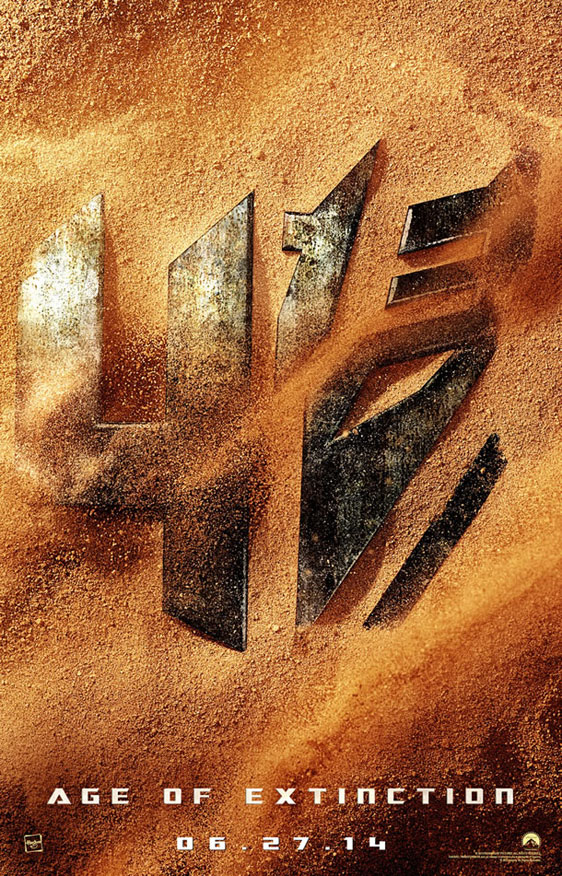 Transformers: Age of Extinction Poster #1