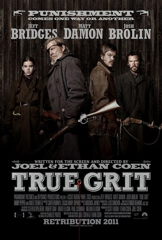 True Grit Poster #2