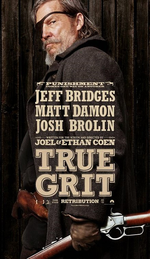 True Grit Poster #4