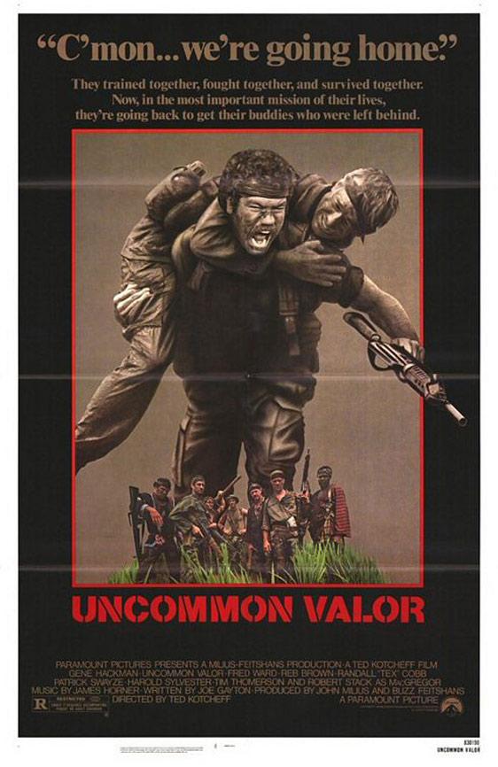 Uncommon Valor Poster #1