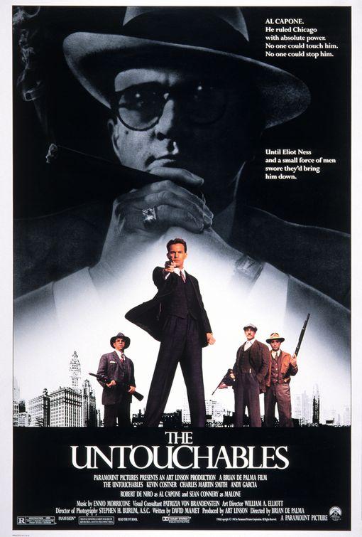 The Untouchables Poster #1