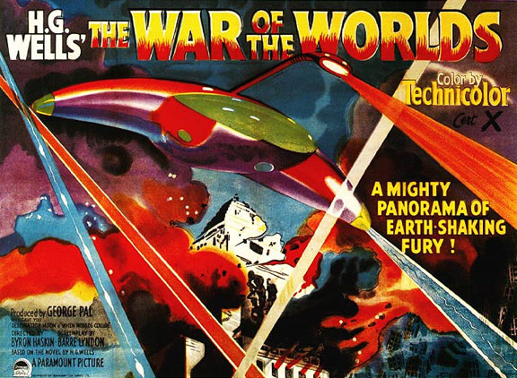 The War of the Worlds Poster #2