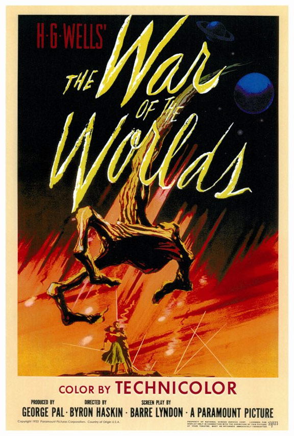 The War of the Worlds Poster #1