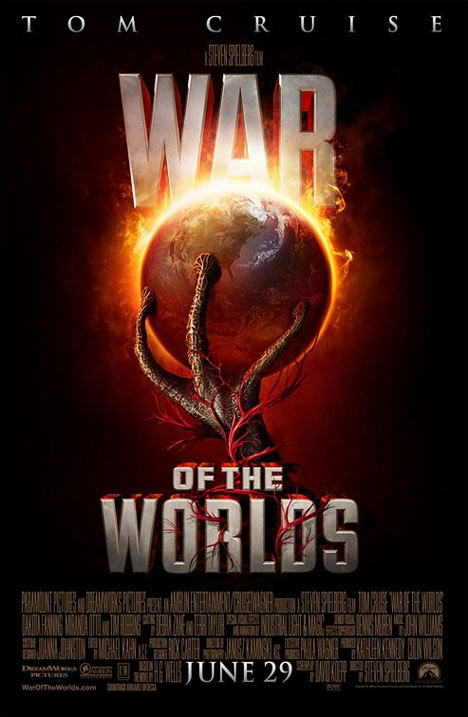 War of the Worlds Poster #1