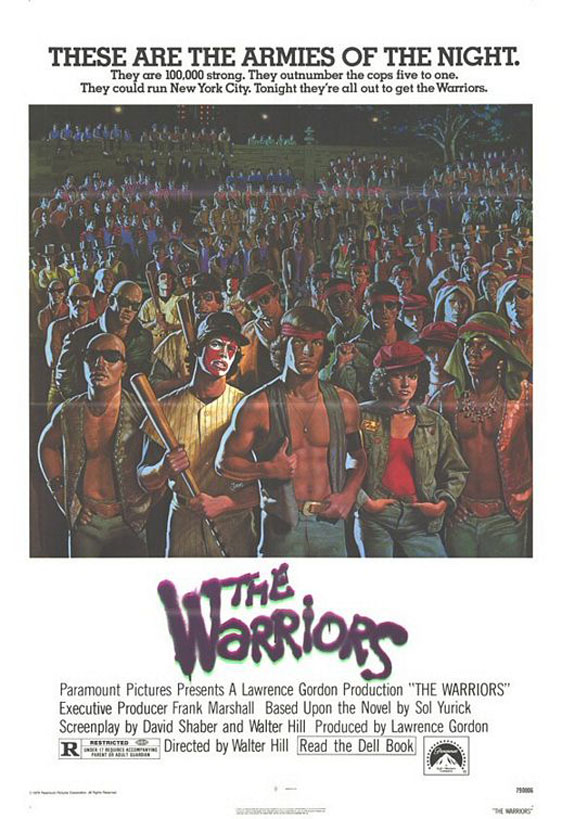 The Warriors Poster #1