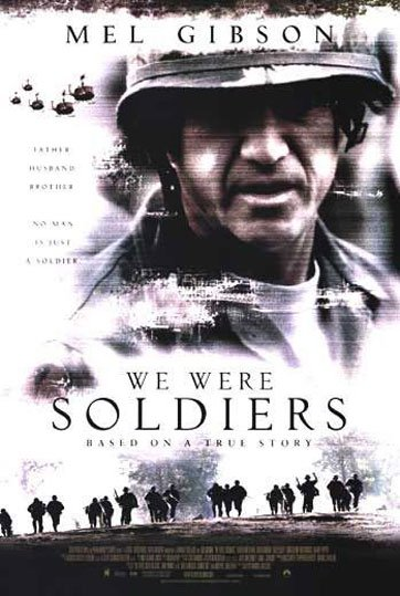We Were Soldiers Poster #2
