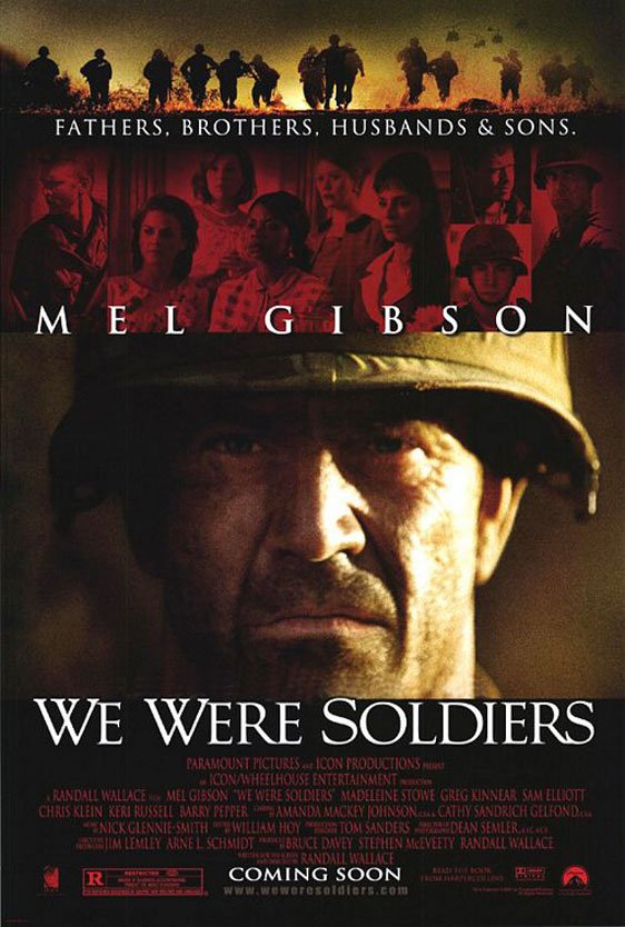 We Were Soldiers Poster #1
