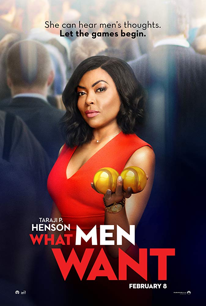 What Men Want Poster #1