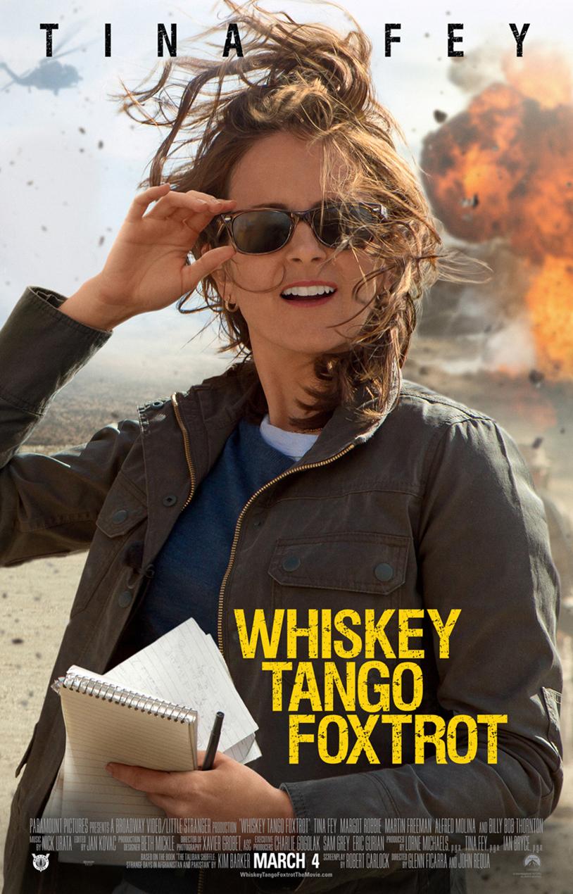 Whiskey Tango Foxtrot Poster #1