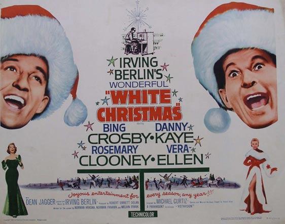 White Christmas Poster #2