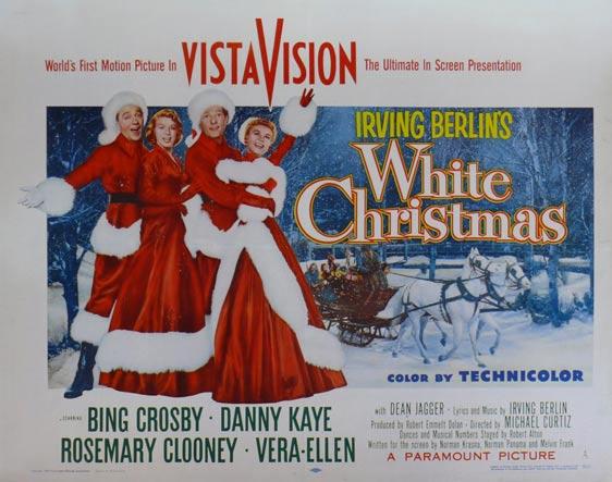 White Christmas Poster #1