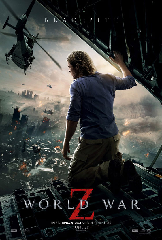 World War Z Poster #2