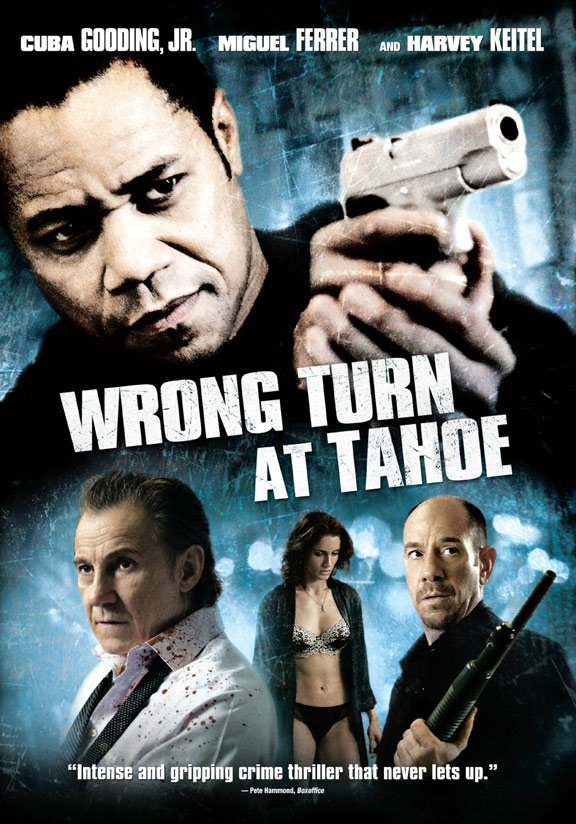 Wrong Turn at Tahoe Poster #1