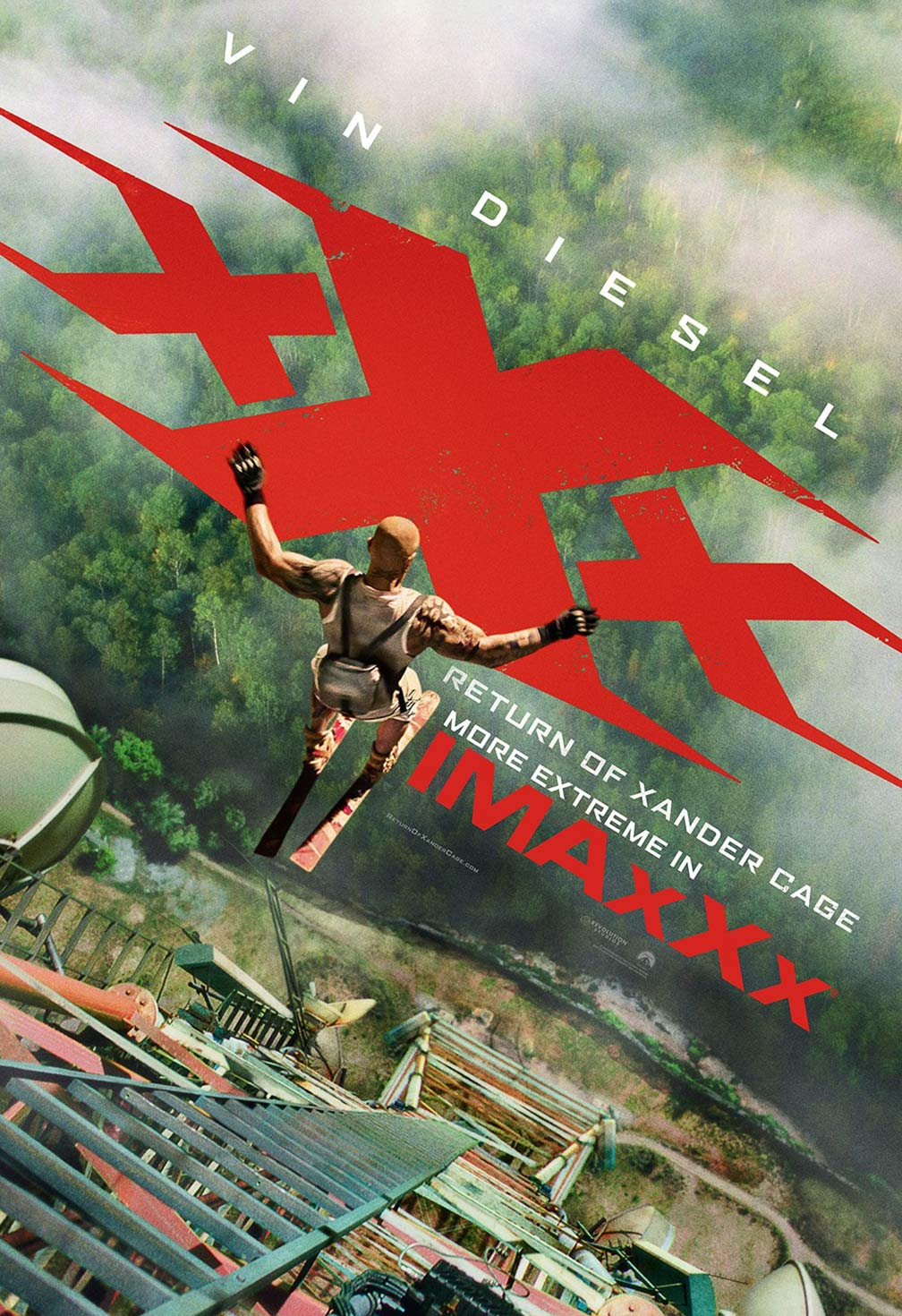 xXx: The Return of Xander Cage Poster #17