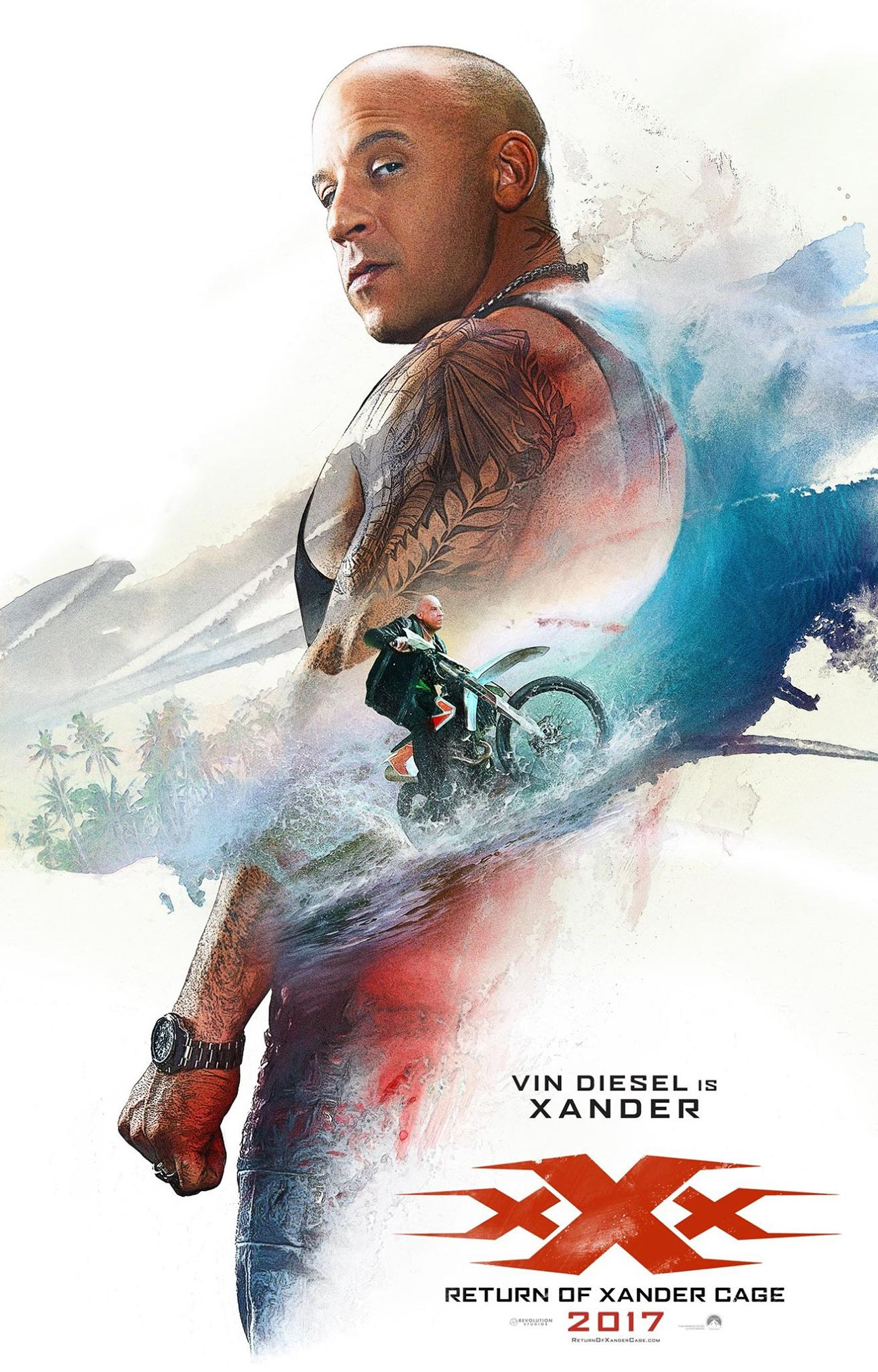 xXx: The Return of Xander Cage Poster #8