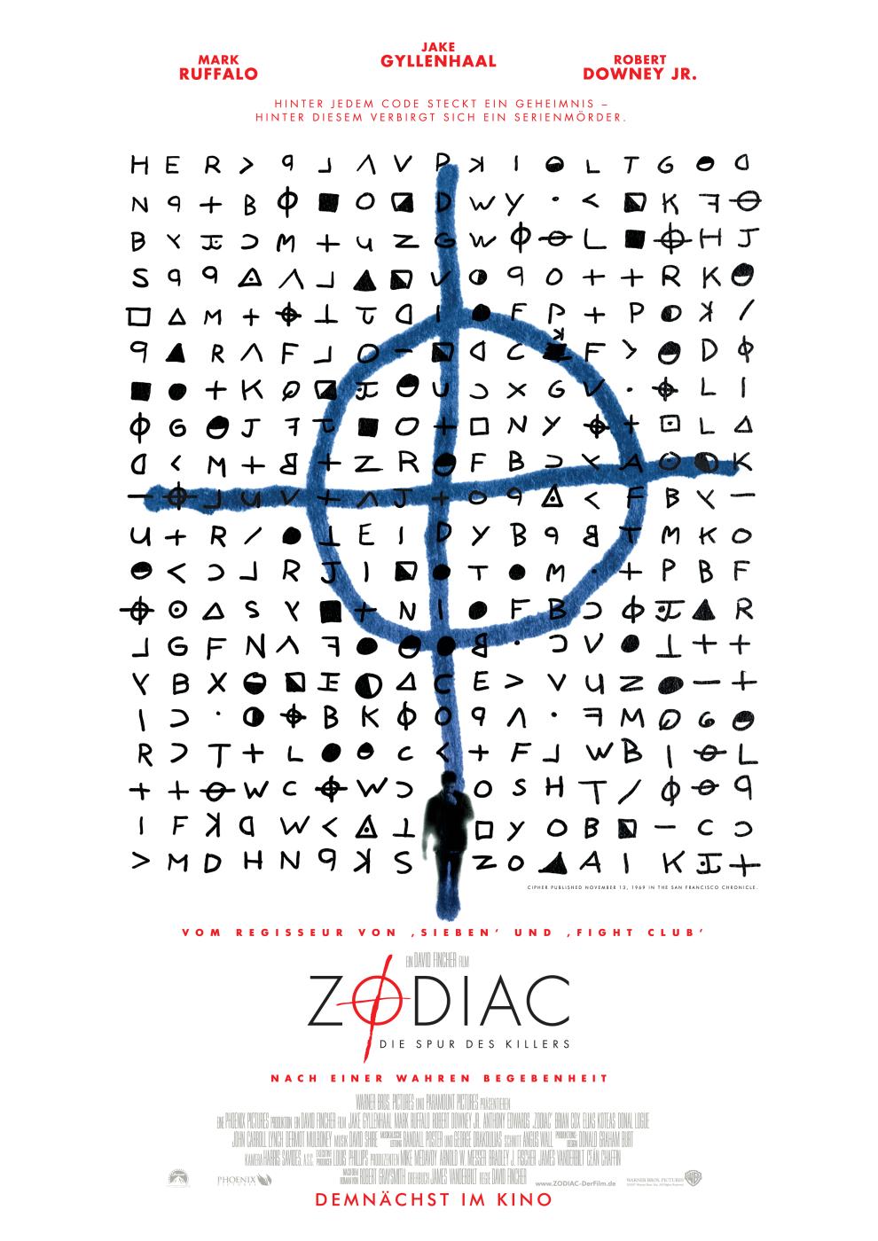 Zodiac Poster #2