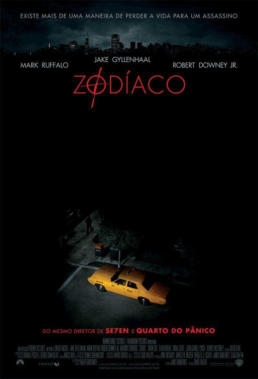 Zodiac Poster #3