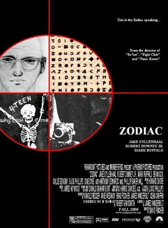 Zodiac Poster #4
