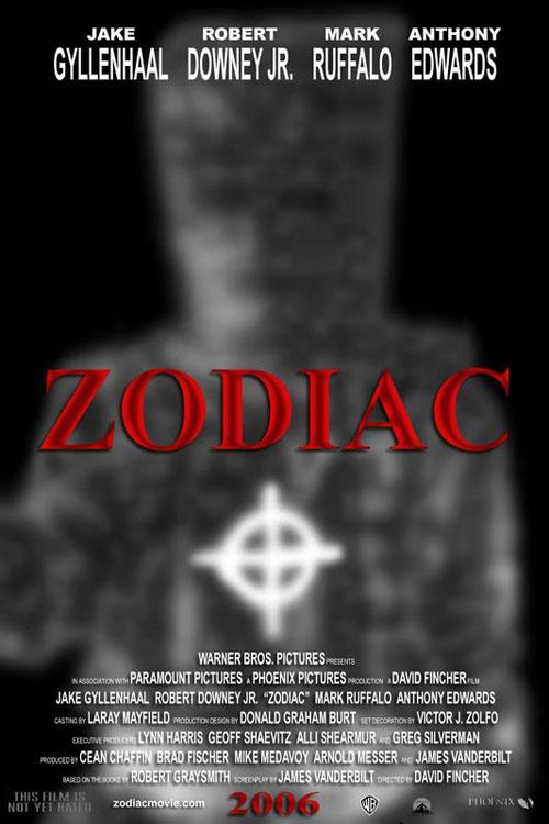 Zodiac Poster #5