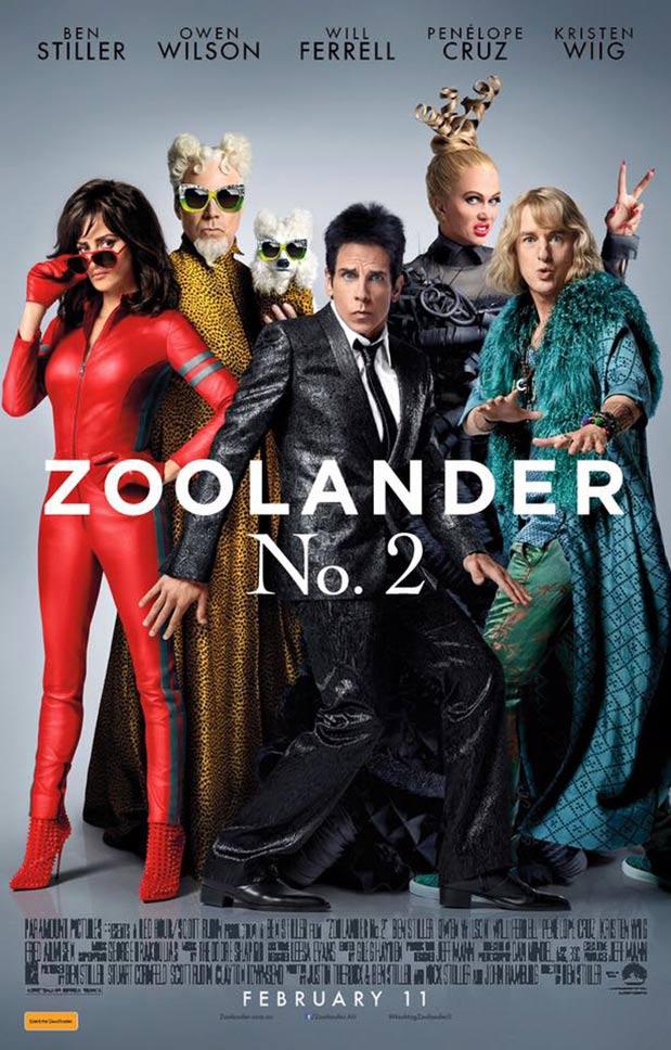 Zoolander 2 Poster #3