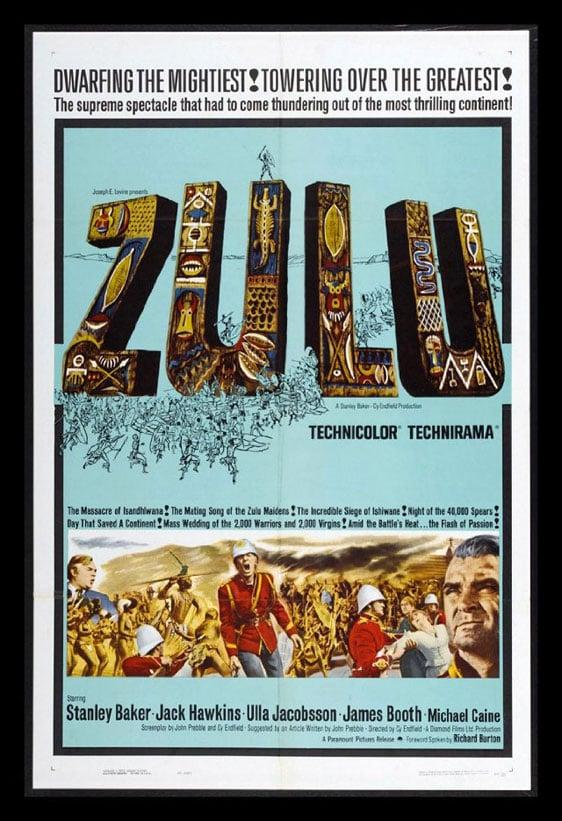 Zulu Poster #1