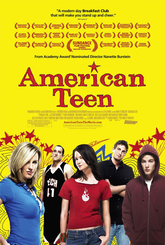 American Teen Poster #2
