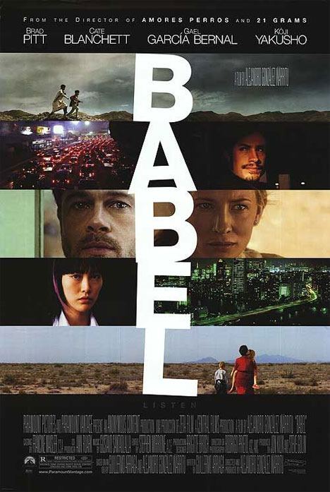 Babel Poster #1