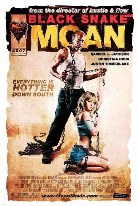 Black Snake Moan Poster #1