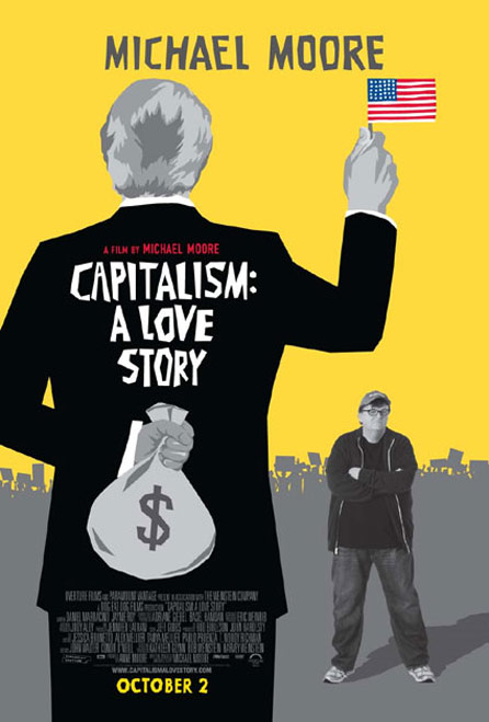 Capitalism: A Love Story Poster #2