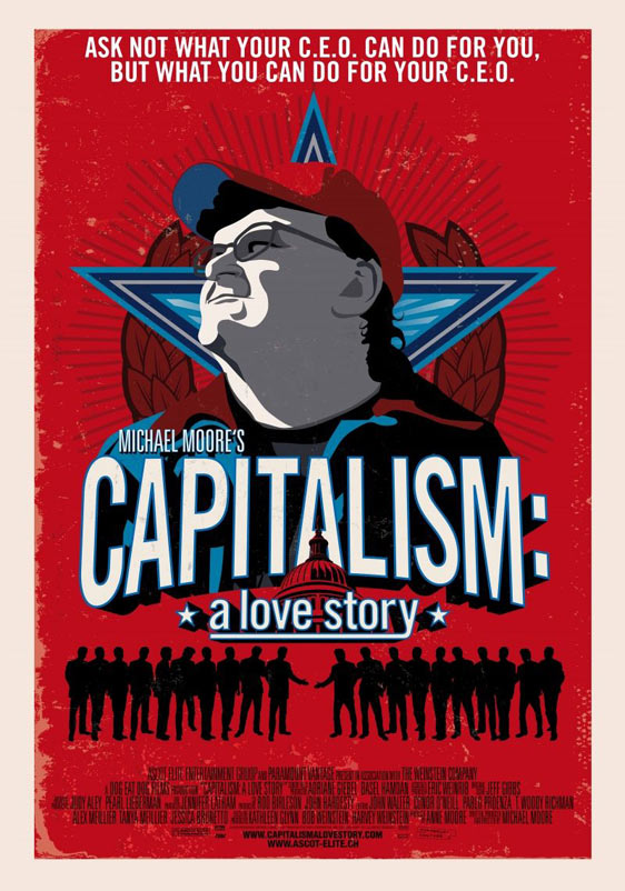Capitalism: A Love Story Poster #3