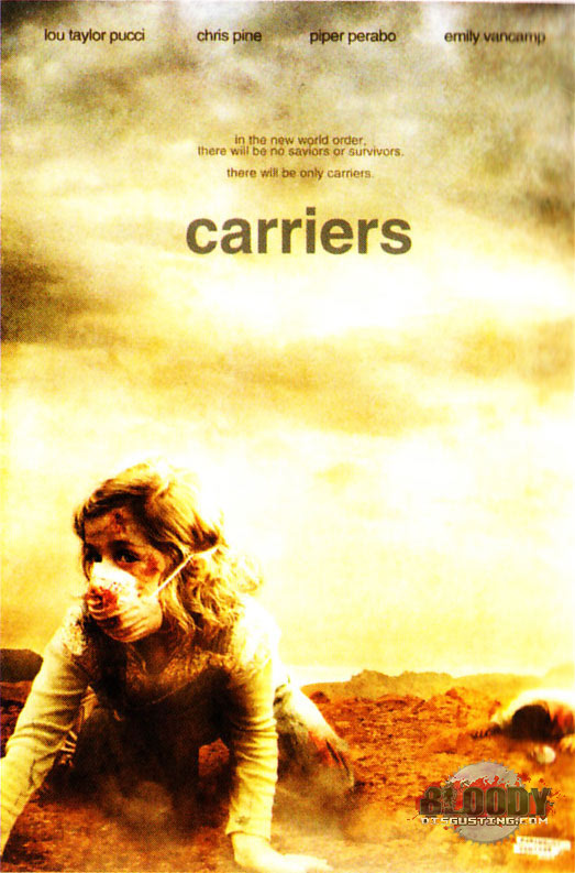 Carriers Poster #1